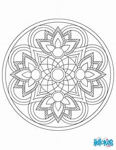 mandala worksheets free 15920 mandala 07 coloring pages hellokids