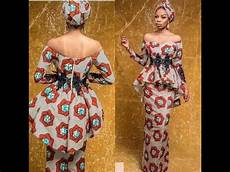 Afrikanischer Stil - most popular print dresses 2018 stylish and