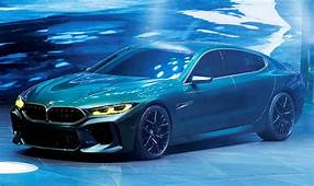 2020 BMW M8 Gran Coupe Release Date Interior Engine