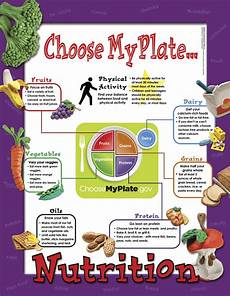 nutrition poster set psc163 64 95 the school
