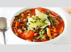 Quick Minestrone Soup image