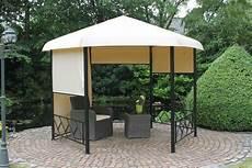 Gartenpavillon Metall Wetterfest Pavillons Garten Pavillon