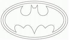 Malvorlagen Einfach Und Schnell Eine Gute Vorlage F 252 R Das Batman Logo Damit Kannst Du Dir