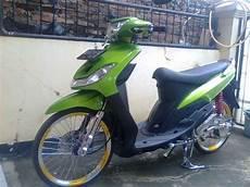 Modifikasi Mio 2008 by Motorcycle Trend Modifikasi Mio Cw Th 2008 Kinclong