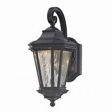 design classics lakeside olde world iron led outdoor wall light ebay