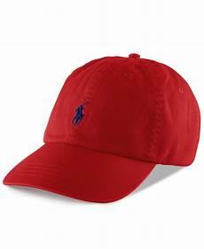 polo ralph cotton classic sport cap in for
