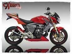 Modifikasi Motor Megapro 2012 by Konsep Modif New Megapro Cxrider