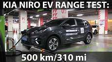 kia electrique prix bjorn drives kia niro ev 310 on a charge