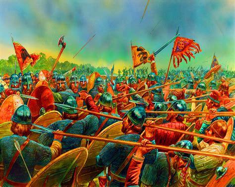 Anglo Saxon War