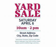 6 Free Office Templates Sletemplatess This Yard Sale Flyer Template And Other Free