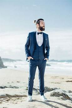 tenue de homme coat pant designs navy blue wedding suits