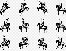 Kuda Blackandwhite Hewan Gambar Gambar Png