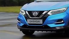 2017 Nissan Qashqai Facelift Driving