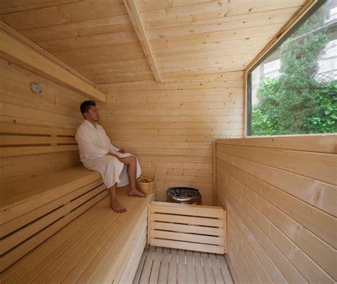 Family Naked Sauna