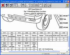 97 isuzu npr wiring diagram 97 isuzu rodeo v 6 i no air coming out of my vents