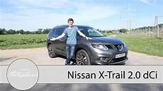 Nissan X Trail Gebrauchtwagen - nissan x trail 2 0 dci x tronic fahrbericht but gold