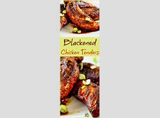 Make this quick, easy and healthy Blackened Chicken