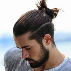 Mens Ponytail Hairstyles