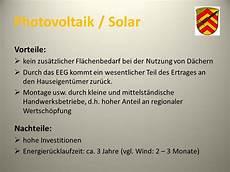 Vor Und Nachteile Sonnenenergie - solarenergie nachteile