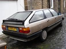1985 Audi 100 Cc Avant Alan Gold Flickr