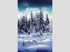 [44 ] Winter Wonderland Wallpaper iPhone on WallpaperSafari