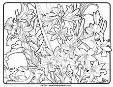 alfons mucha nouveau free coloring pages