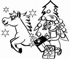 Ausmalbilder Pferde Weihnachten Weihnachtsausmalbilder Malvorlagen Adventszeit