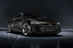 Audi E Tron GT Concept Unveiled As Electric Flagship  Autocar