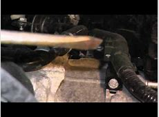 Starter motor on 2007 Honda Civic. By: Ben & Ian   YouTube