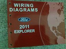 electric and cars manual 2011 ford explorer electronic toll collection 2011 ford explorer suv truck electrical wiring diagram service shop manual oem ebay