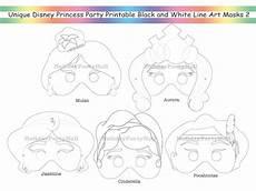 unique coloring pages disney princess holidaypartystar