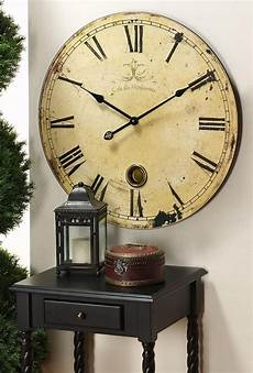home decor wall clocks how to decorate with large decorative wall clocks