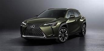 2019 Lexus UX Crossover Debuts Arrives In December  The