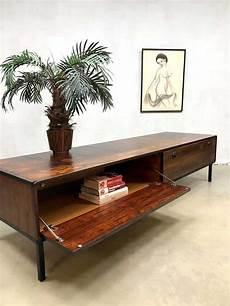 lowboard vintage vintage design rosewood palissander lowboard cabinet