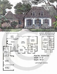 andy mcdonald house plans 3029 4139 andy mcdonald design house front cottage