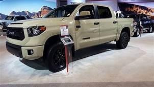 2016 Toyota Tundra TRD Pro Exterior Walkaround Price Site