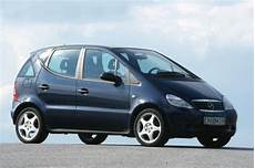a klasse gebraucht gebrauchtwagen test mercedes a klasse 1997 2004