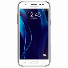 samsung galaxy j5 blanc mobile smartphone samsung sur