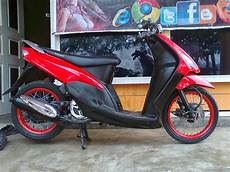 modifikasi lowrider mio sporty modifikasi mio sporty terbaru thecitycyclist