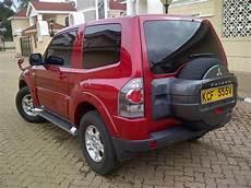 Nairobimail Mitsubishi Pajero 3 Door 2008 F Loaded 3000cc