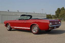 1966 FORD MUSTANG GT K CODE CONVERTIBLE  23679