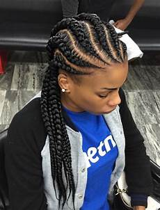 these amazing cornrow styles are all the hair inspiration you need this summer fashionghana
