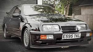 1987 Ford Sierra Cosworth RS500  YouTube