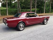 1965 Mustang Coupe 6 Cylinder Automatic Transmission