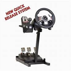 supporto per volante ps3 steering wheel stand for logitech thrustmaster ps3 ps4