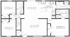 ranch house plans with split bedrooms split ranch house plans lovely ranch floor plans with