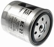 Fuel Filter Mahle Spin On Type For Mercedes W123 W126 240d