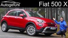2019 fiat 500x facelift review autogef 252 hl