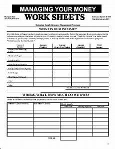personal finance worksheets homeschooldressage com