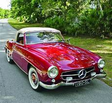 sl perfection 1961 mercedes 190 sl from rust